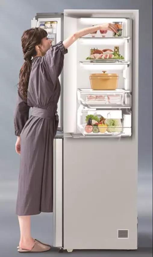 """AQUA为日本市场定制出""""薄冰箱""""-焦点中国网"""