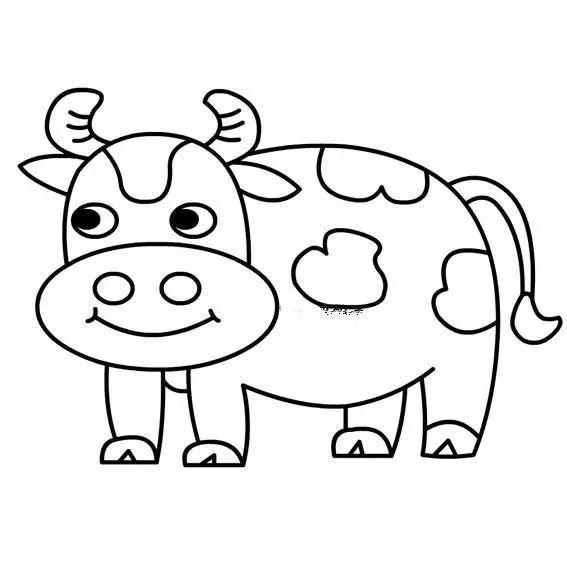 十二生肖谜语迎猪年,快跟孩子猜一猜!(附生肖简笔画)图片