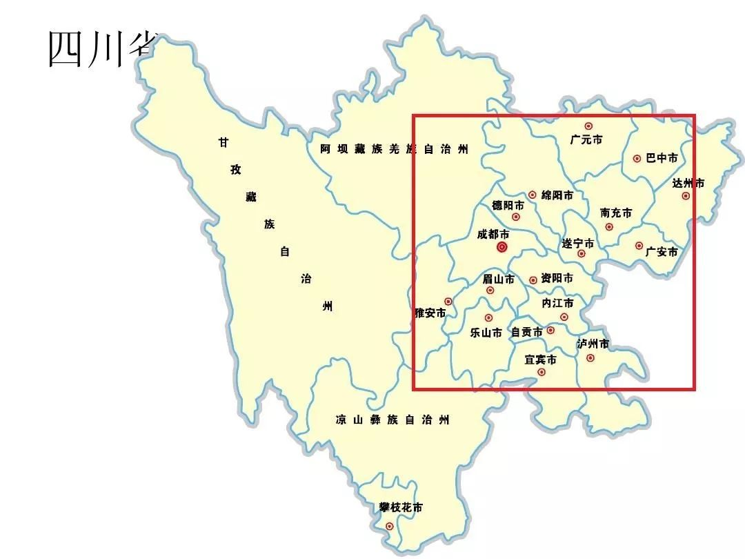四川各省市gdp_四川各省市地图