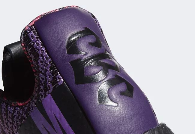 "adidas Dame 5 ""CBC""  货号:EE4058"