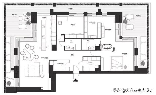 2019年设计师都点赞的10个公寓,颜值 功能 最佳设计