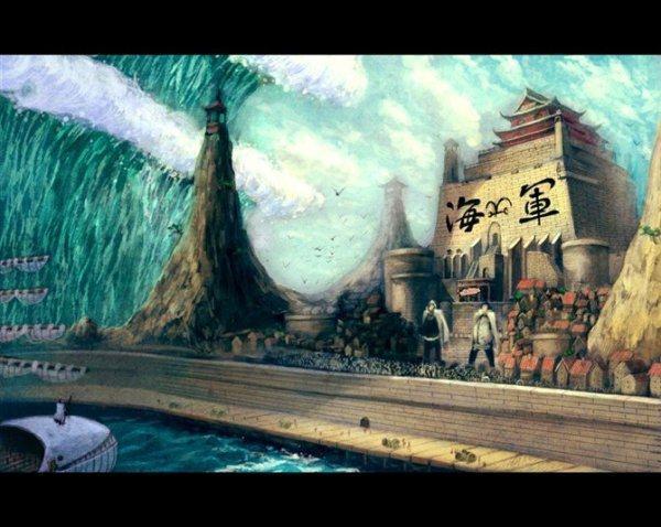 海贼王:将来最有能够涌现的五大战役,场场逾越顶上战役
