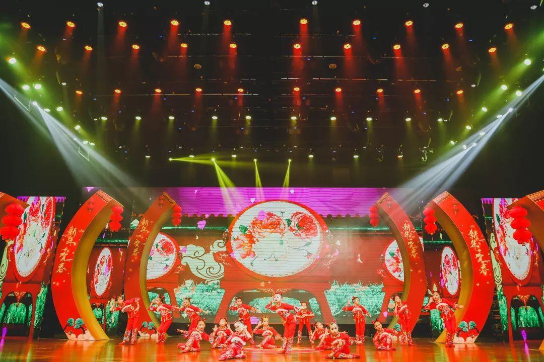 中国舞《中国梦娃》