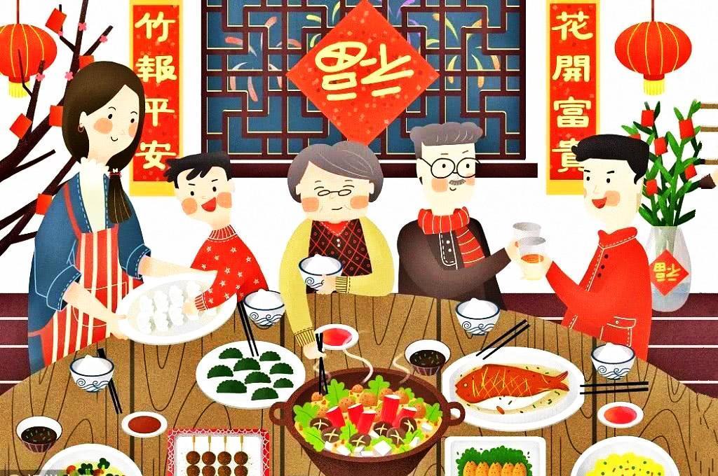 中国春节习俗_传统农历新年到了,这些传民间习俗流传至今,但有些习俗已 ...
