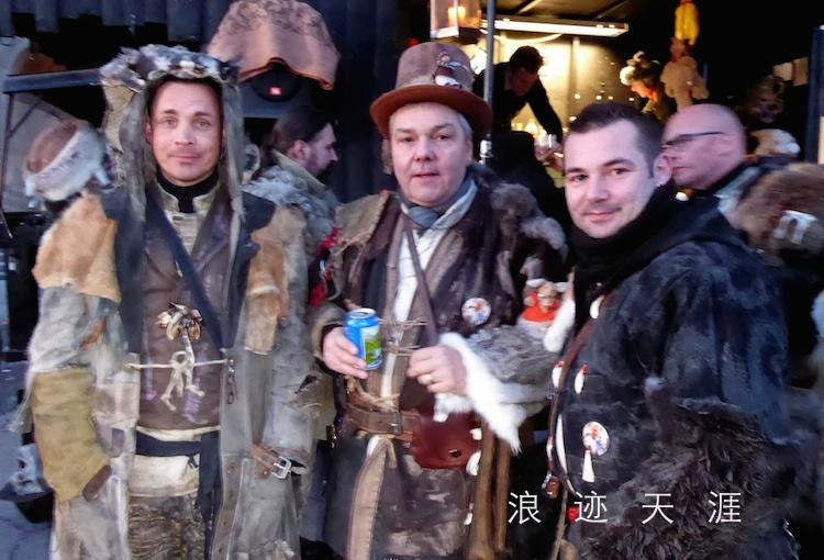 瑞士琉森狂欢节 胜过巴西里约嘉年华