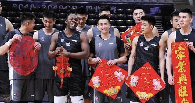 春节已到然而CBA球员却迎来了另类假期皆因今年局面而导致!