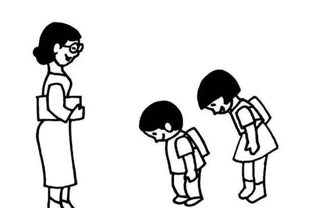 有的学生在学校有礼貌,在家却爱对父母发脾气,老师来分析原因