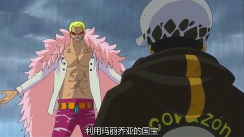 """海贼王:亮哥被捕任性付套现点数后这个汉子成了新的""""小丑""""威风八点"""