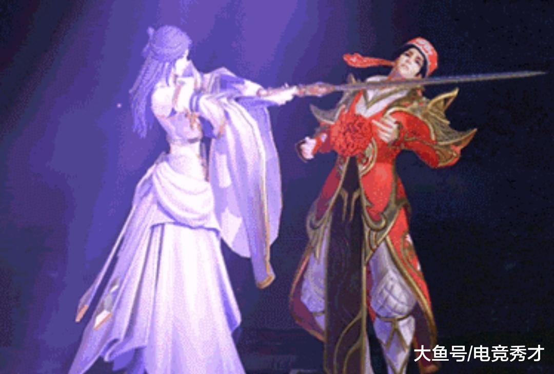 """王者榮耀:孫悟空與露娜""""大圣娶親""""情侶皮膚確認上線,太漂亮了圖片"""
