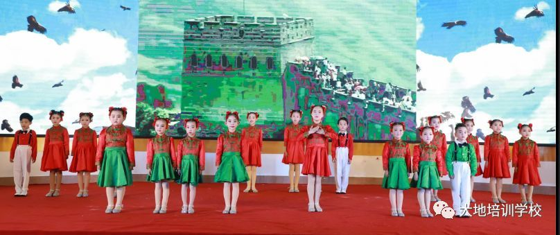 诗朗诵:中国梦娃