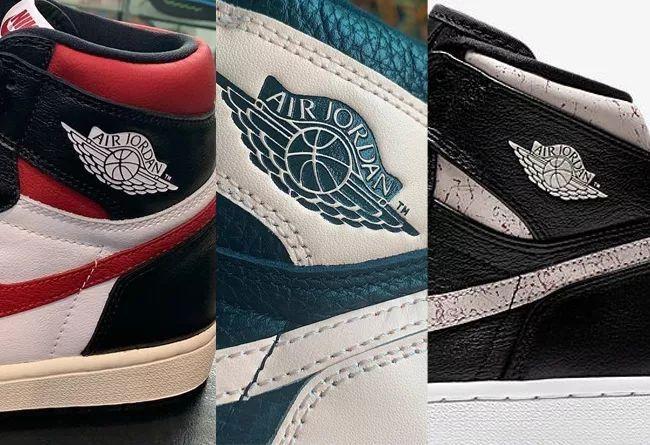 三双全新 Air Jordan 1 又是一波强力攻势!