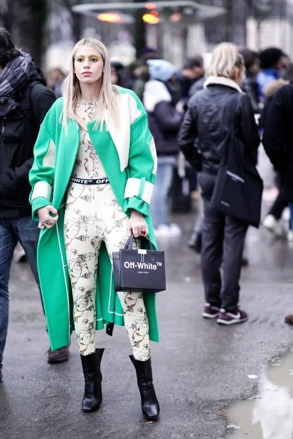 一件大衣搞定冬日出街最IN穿搭,時尚、大氣、又保暖! 形象穿搭 第6張
