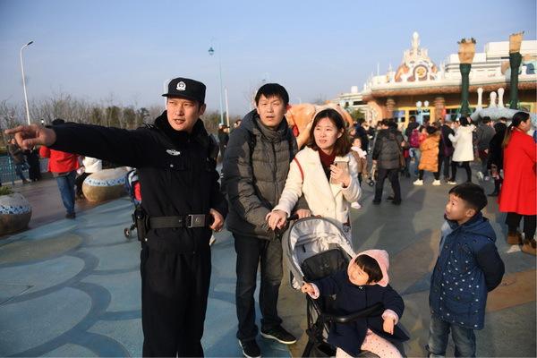 爱申活 暖心春|上海国际旅游度假区核心区累计