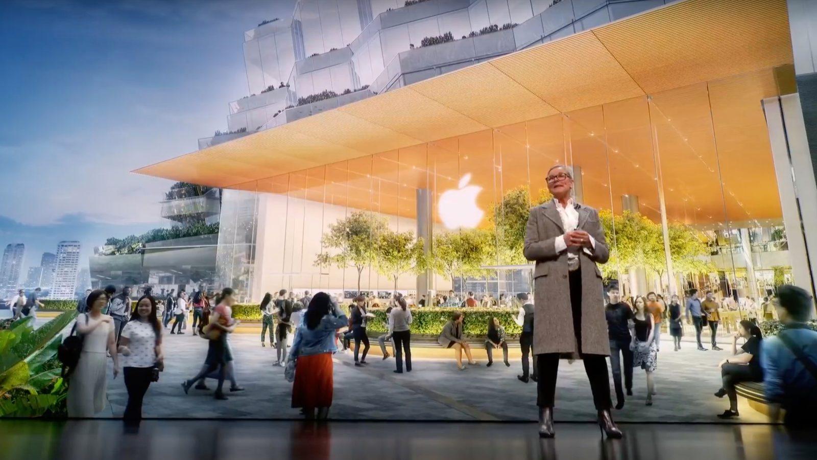 曾是苹果下一任 CEO 热门人选,苹果宣布零售副总裁将于 4 月离职