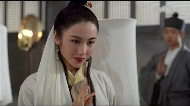 """香港电影里的7个惊艳瞬间:只有第4个没当过周星驰""""女朋友""""(图7)"""