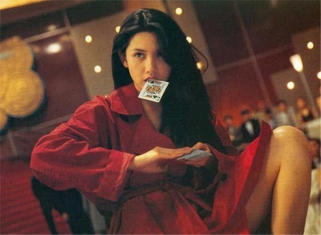 """香港电影里的7个惊艳瞬间:只有第4个没当过周星驰""""女朋友""""(图6)"""