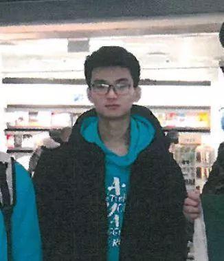 18岁中国留学生刚到加拿大就失踪?!_贾冀衡