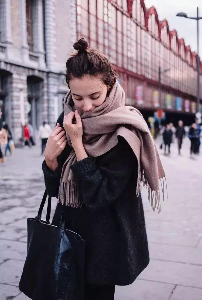领巾格式-编织人生