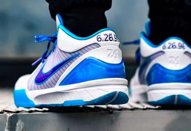 "Lunar + 全掌 Zoom!Nike Zoom Kobe 4 Protro ""Draft Day""  货号:AV6339-100"