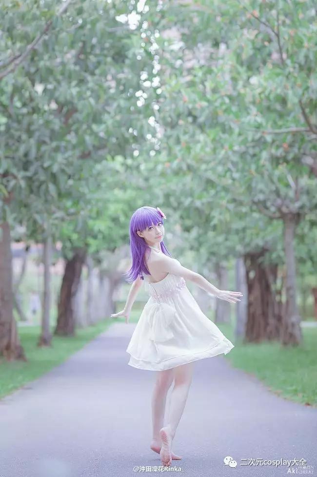 《Fate/Stay Night》间桐樱,好萌啊,清纯可爱的美少女!