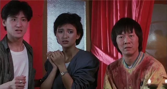 """1987年上映,刘镇伟导演""""处女作"""",一句台词记忆至今"""