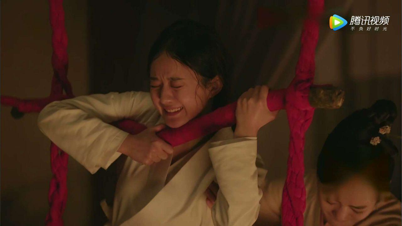 《知否》趙麗穎站著生孩子這場戲演得真好,觀眾說她實在太可愛了_生產