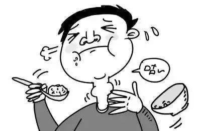 春节饮食要管住嘴!图片