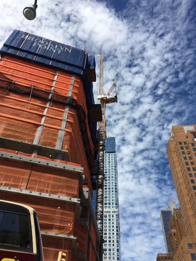 纽约新兴地带建案激增曼哈顿渐失色