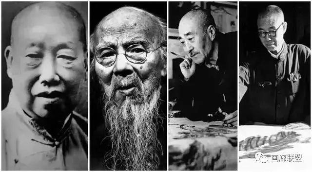 近現代20位中國畫巨匠,你最喜歡誰?