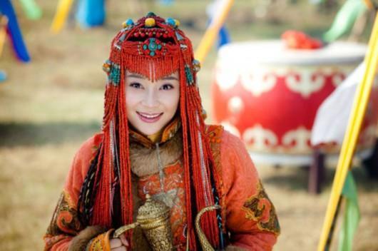 她是康熙最長壽的女兒,權傾漠北,雍正封固倫公主,活了57歲_郭絡