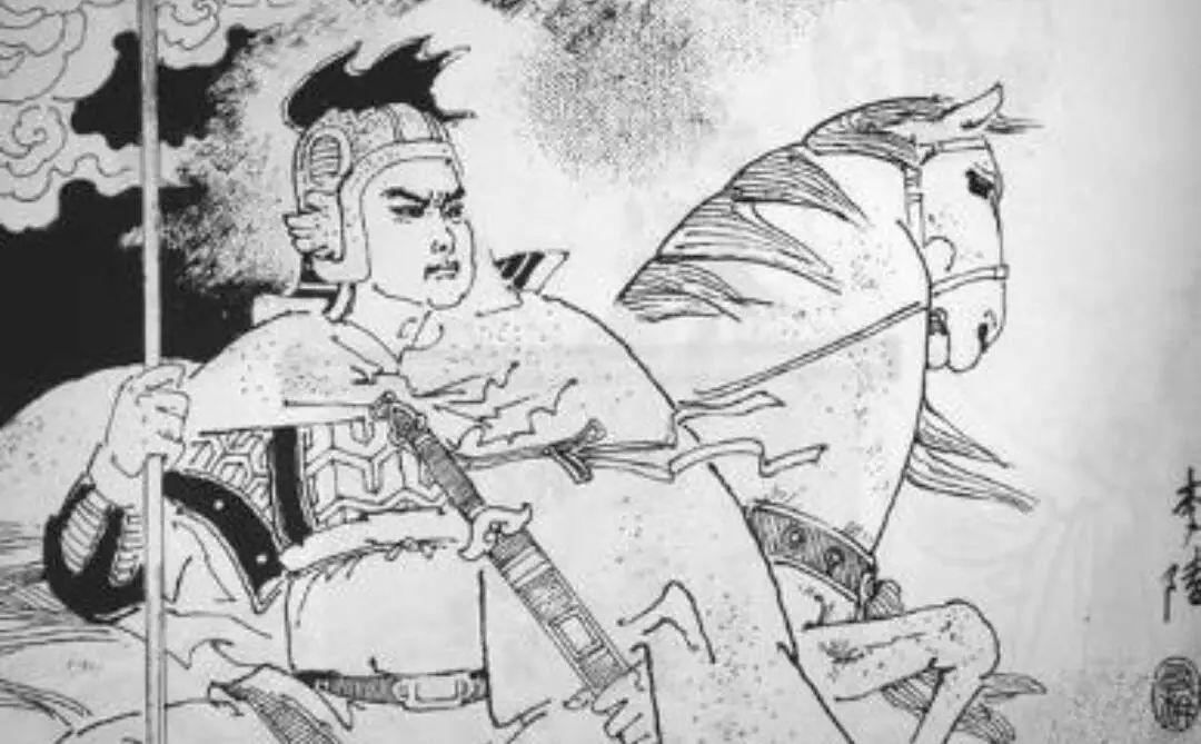 漢朝的一場誤會,導致這個民族六百年后來唐朝認親_李陵