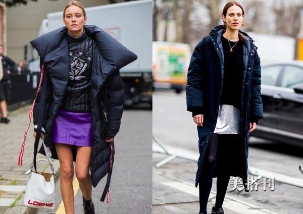 倩倩靓丽网|原创五款时髦简约羽绒服,让你的日常穿搭多一份温暖和时尚感