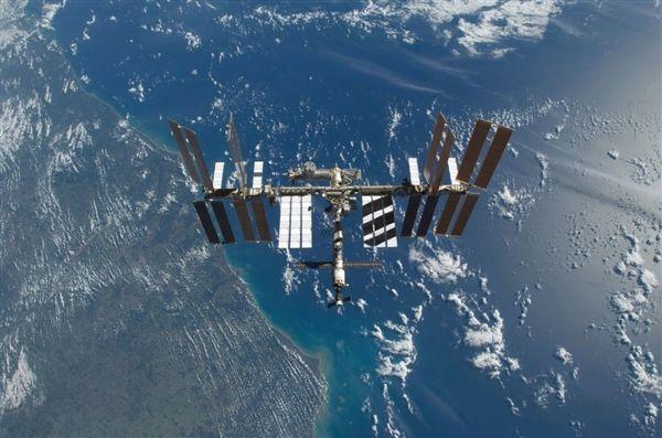"""""""聯盟""""號載人飛船6小時即可抵達國際空間站_飛行"""