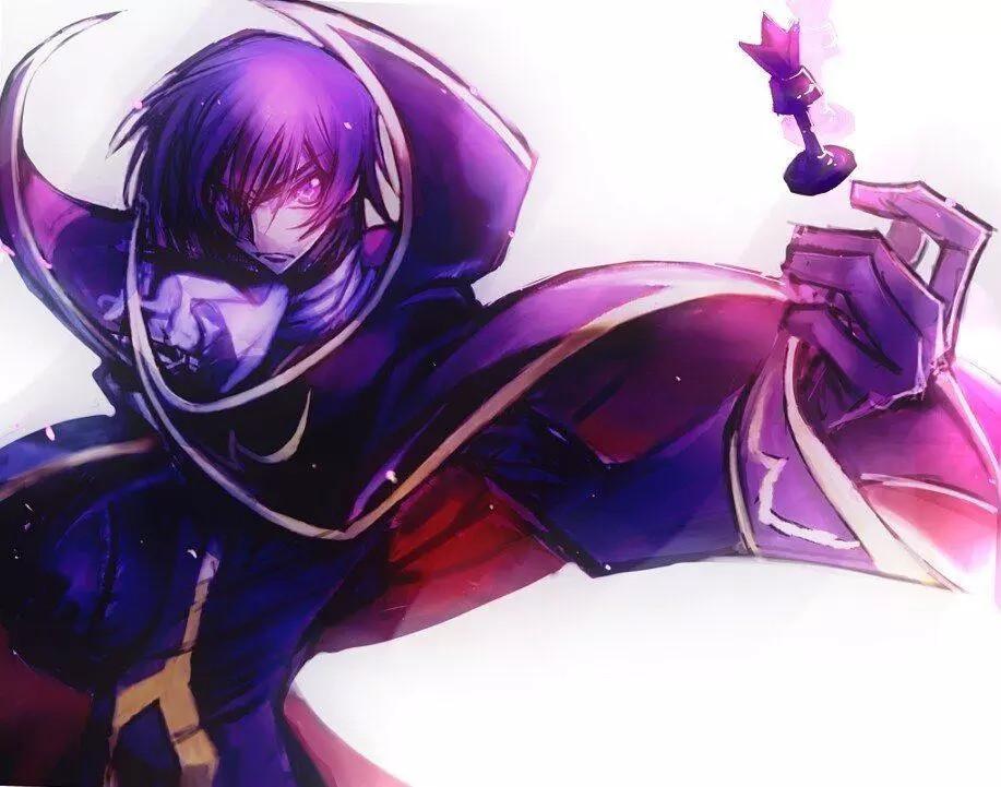 叛逆的魯魯修:史上第一妹控,如果有妹妹,你愿意為她毀滅世界嗎?_Zero