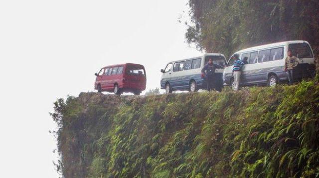 世界上最危險公路,川藏線上不了榜,第一條死亡之路每年近300人喪命_伊斯