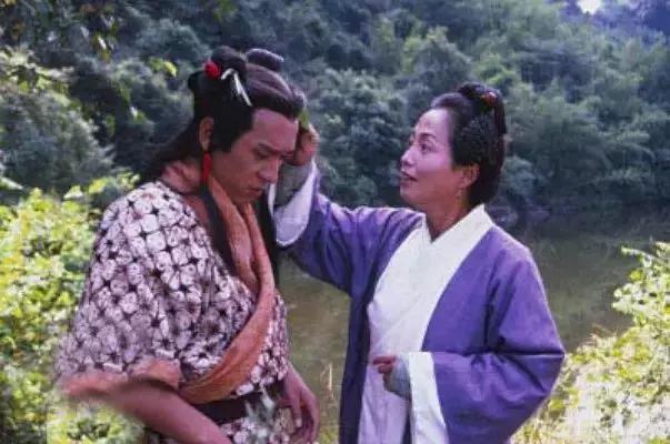 18年前《封神榜》中母子情深感动观众 如今两人再次合作_陈浩民