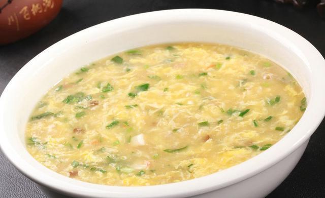 在家做一碗热乎乎的蛤蜊疙瘩汤