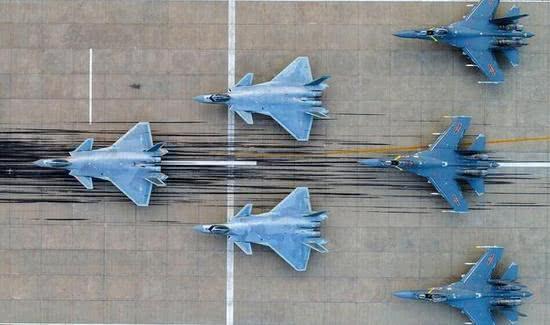 殲-20是50年內唯一對手?三大主力戰機各司其職 中國有底氣了_能力