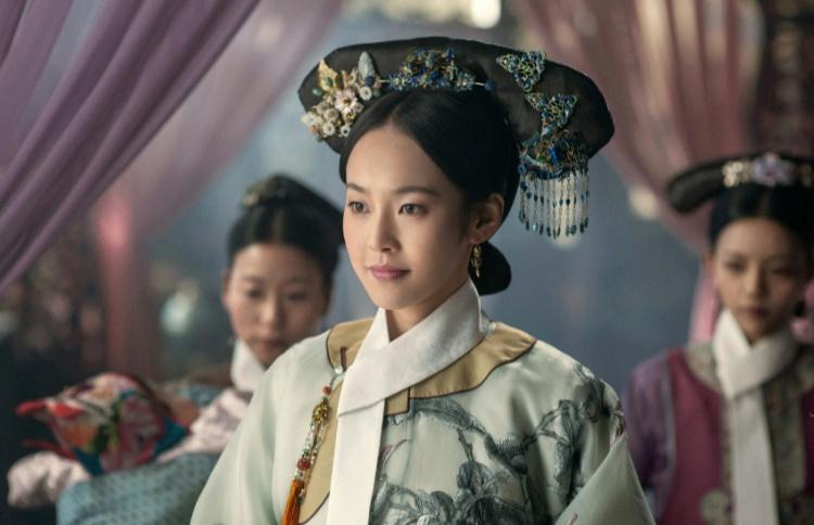 """她是""""甄嬛""""親選的兒媳,擁有皇后級別出身,撫養乾隆之子封貴妃_永璘"""