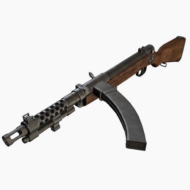 日軍為何不實用沖鋒槍?不是資源不夠,而是運輸不到位_生產