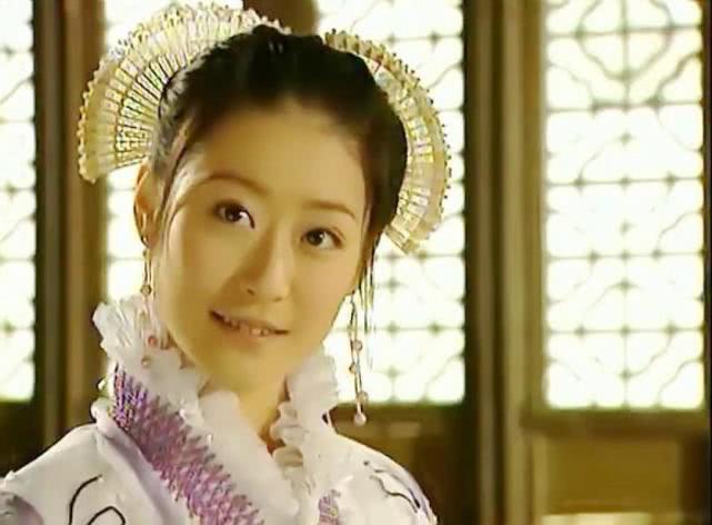 当年的陆湘湘惊鸿一现吸粉无数,如今却被大家遗忘了