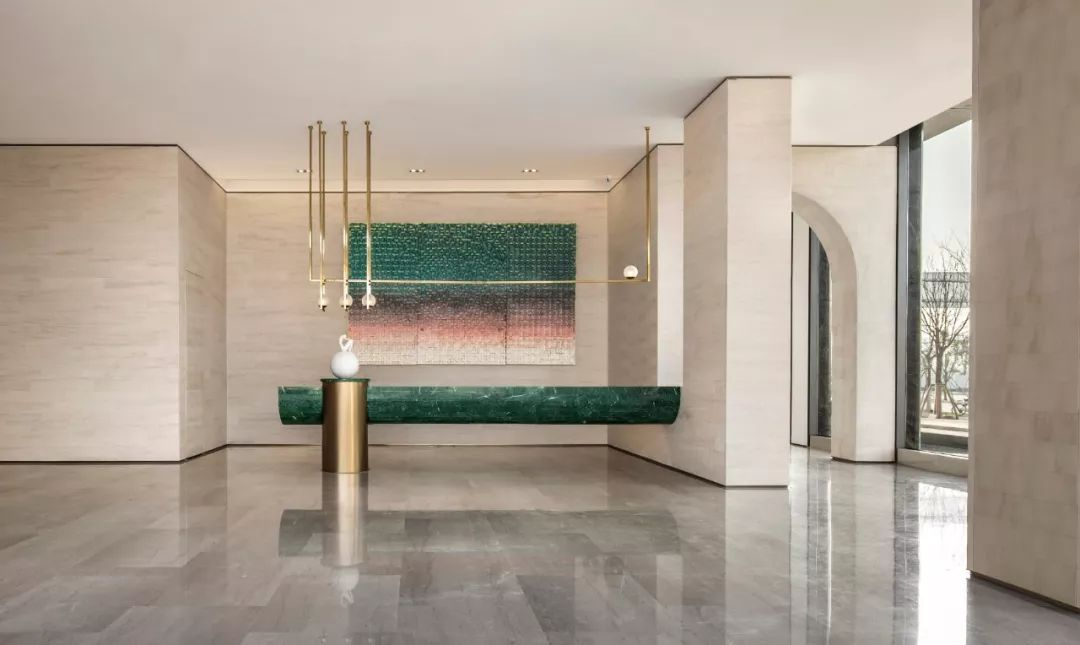 售樓處也能設計的如此高顏值!_藝術