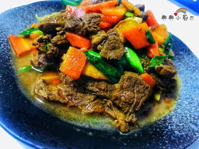 分享一道冬日家常菜,肉香撲鼻,特別適合冬季吃,暖胃暖心!_食用