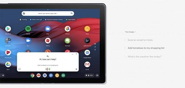 Chrome OS 72更新發布:原生集成谷歌助手_Google
