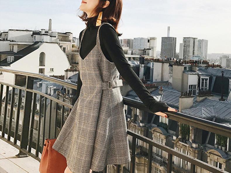 超級顯瘦的四條裙子,第一條顯臉小_連衣裙
