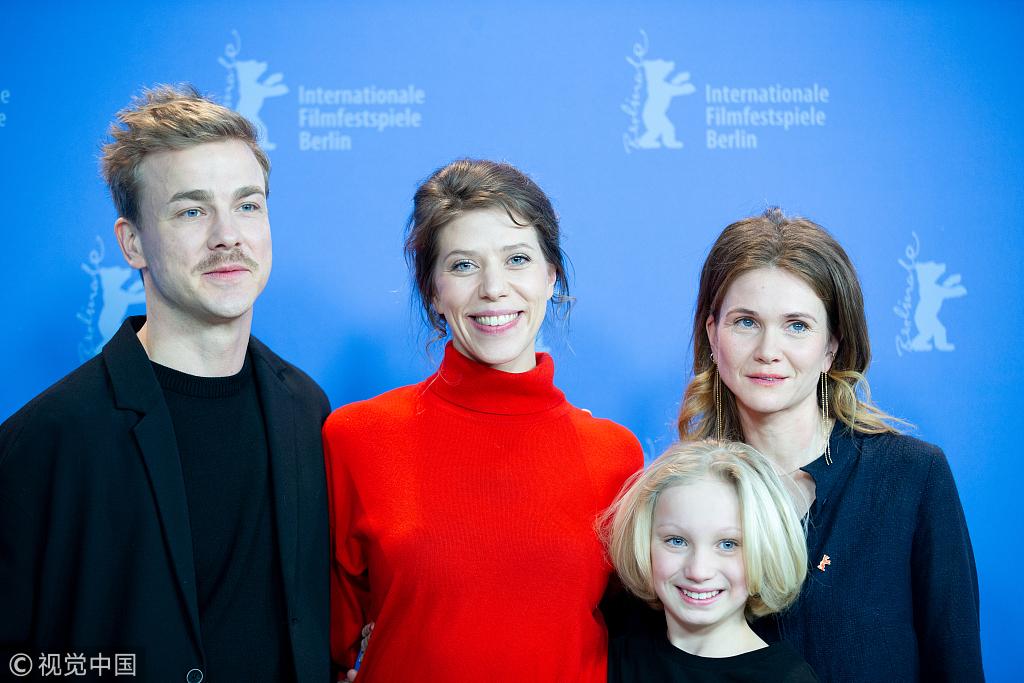 《系統破壞者》 首映驚艷 或將誕生柏林影史上最年輕最佳女演員_貝尼