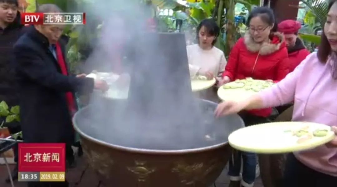破五吃饺子 味浓情更浓【2.10早起知天下】