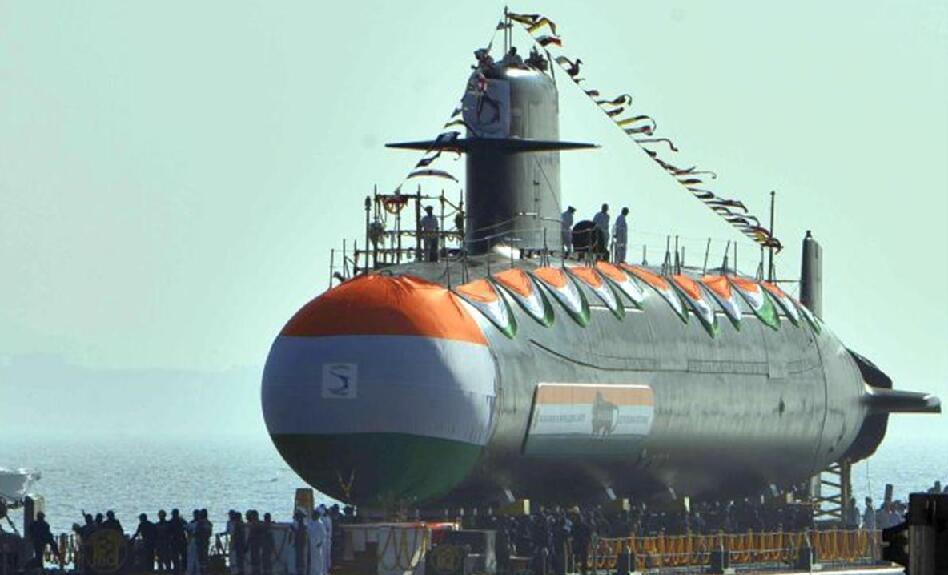 印度作出一項重要決定,耗資56億美元造潛艇,或發生一個怪現象_印度斯坦