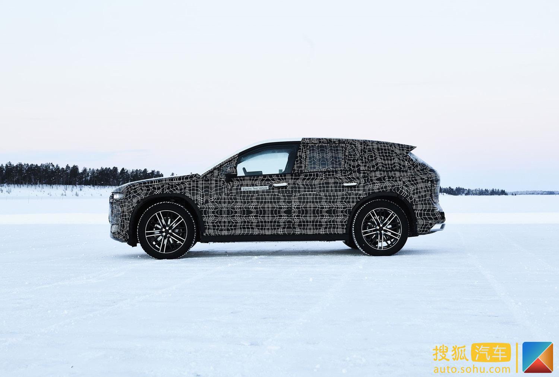 配第五代电驱动系统 宝马iNEXT原型车瑞典测试谍照曝光(第1页) -
