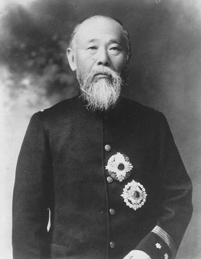 100多年前,一中国人提一无*耻建议:中日合并,日本人当元首_康有为